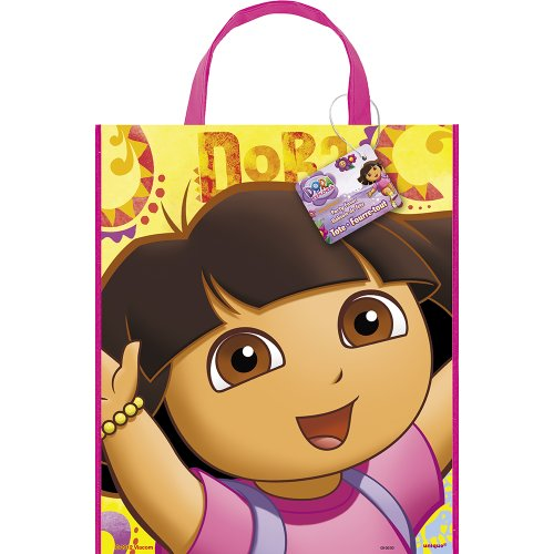 Dora the Explorer Plastiktüte, groß,, 13 x 11 cm (Dora The Explorer Halloween)