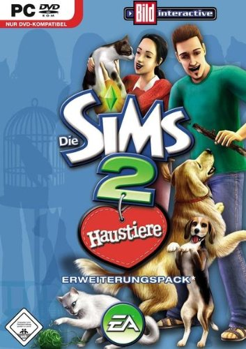 Die Sims 2: Haustiere Sims