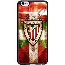 Popular Club Athletic Clubde Bilbao para Iphone 6Funda, Football Club Vintage ultrafina Drop protección Back Cover para iPhone 6/6S (4.7inch)