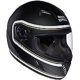 Royal Enfield RRGHEH000110 HEA150001 Full Face Helmet (Matt Black, L)