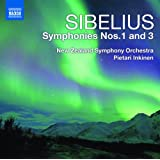 Sibelius: Symphonies 1 and 3