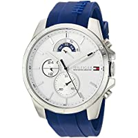 Tommy Hilfiger Analogue White Dial Mens Watch-1791349