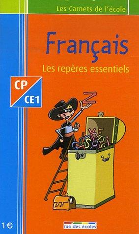 Français CP-CE1 : Les repères essentiels