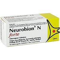 Neurobion N forte überzogene Tabletten 50 stk preisvergleich bei billige-tabletten.eu