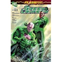 Green Lantern: Flashpoint - Español