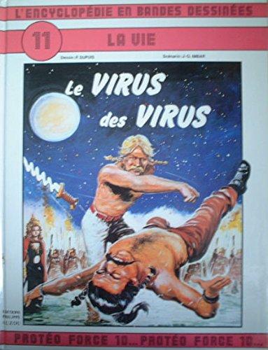 Le Virus des virus (L'Encyclopédie en bandes dessinées) par Jean Gérard Imbar