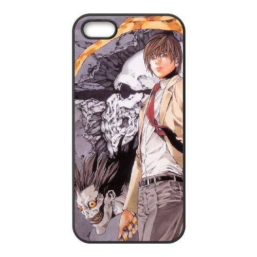 Death Note coque iPhone 4 4S Housse téléphone Noir de couverture de cas coque EBDXJKNBO11759
