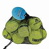 6X Sportspet Quietschen Tennisball Hund Spielzeug 12 Pro Packung