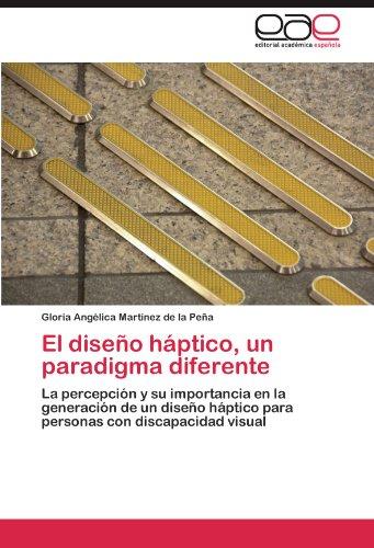El diseño háptico, un paradigma diferente