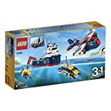 Enlarge toy image: LEGO Creator 31045 Ocean Explorer Set - school time children learning and fun