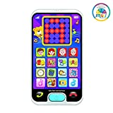 #1: Smiles Creation Call & Chat Learning Phone with Music Toy for Kids
