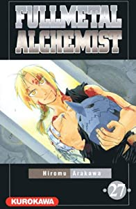 Fullmetal Alchemist Edition simple Tome 27