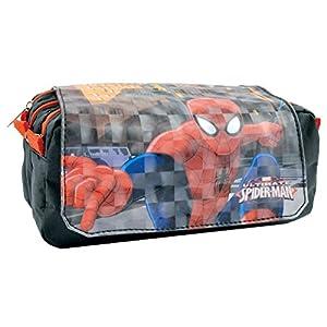 Spider-Man- Disney Spiderman – Estuche Multiusos (91276)