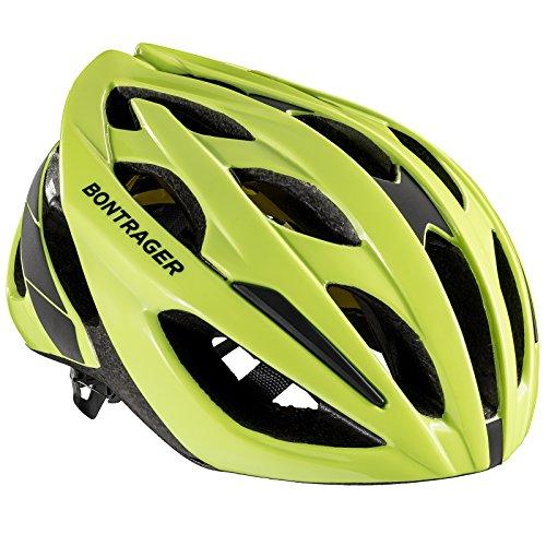 Bontrager Starvos MIPS Rennrad Fahrrad Helm gelb 2019: Größe: L (58-63cm)