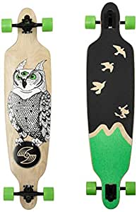 MAXOfit Deluxe Longboard Freedom, 104 cm, Drop Through