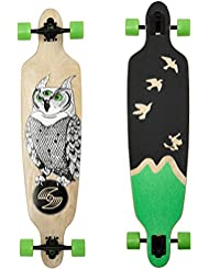 "41x9,8"" Deluxe Longboard MAXOfit® Freedom No. 1, 104 cm, Drop Through"