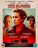 Three Billboards Outside Ebbing, Missouri [4K UHD + Blu-Ray + Digital Download]