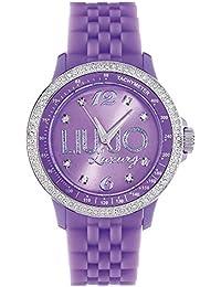 Liu Jo Luxury TLJ177 - Orologio da polso donna lilla a867a3e4967