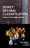 Dewey Decimal Classification: Edition 19 (1979) to Edition 23 (2011)