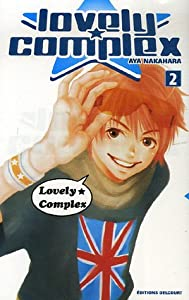Lovely Complex Edition simple Tome 2