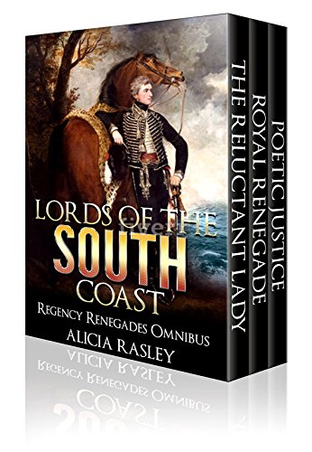 Lords of the South Coast: Regency Renegades Omnibus