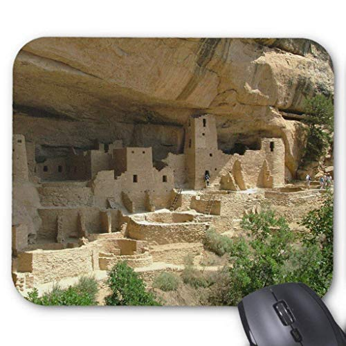 Mesa Verde Mouse Pad 7.08X8.66 inches/18X22 cm -