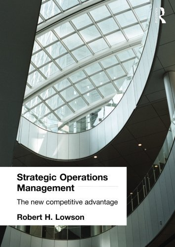 Kumaran Shiva : PDF Strategic Operations Management: The New
