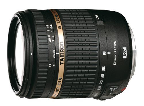 Great Buy for Tamron AF 18-270mm F/3.5-6.3 Di II PZD Macro Zoom Lens for Sony DSLR Cameras Discount