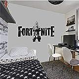 Suuyar Xbox Ps4 Pc Vinilo Etiqueta De La Pared Para Niños Habitación Mural Juego Poster Decal Room Transferencia De Gráficos Dormitorio Decoración Del Hogar Decoración57X100Cm