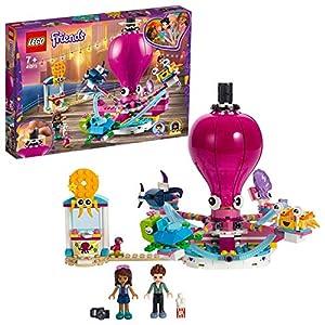 LEGO Friends - Gioco per Bambini La divertente Giostra del Polpo, Multicolore, 6251653 5702016370171 LEGO