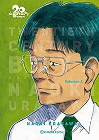 20th Century Boys nº 04/11 par Naoki Urasawa
