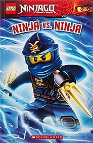 Ninja vs. Ninja (Lego Ninjago: Reader) (Lego Ninjago Readers)