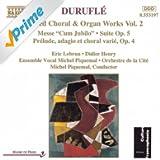 Durufle: Messe Cum Jubilo / Organ Suite, Op. 5