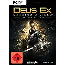 Deus Ex: Mankind Divided [PC]