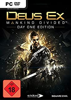 Deus Ex: Mankind Divided [PC] (B00W1GHA8G) | Amazon price tracker / tracking, Amazon price history charts, Amazon price watches, Amazon price drop alerts
