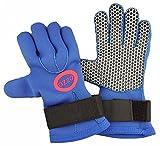 OZZO Neopren Fahrrad und Taucher Handschuhe S blau
