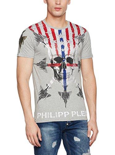 Philipp Plein T-Shirt Grau