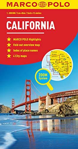 Marco Polo California (Marco Polo Maps)