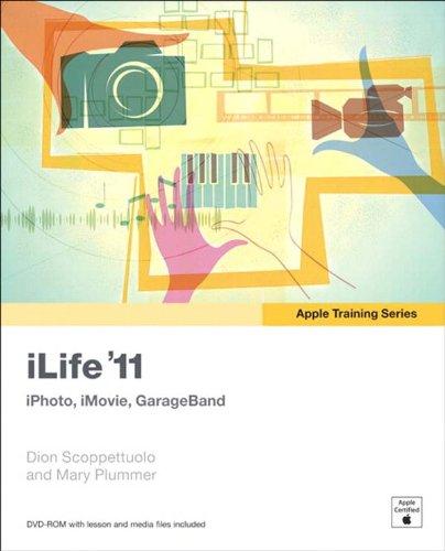 Apple Training Series: iLife '11 (English Edition)