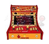 Arcade Machines - Donkey Kong Orange - 2 jugadores Arcade Bartop Machine - 815 JUEGOS EN 1