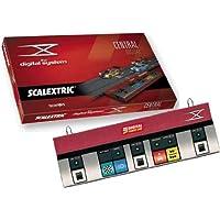 Scalextric Digital System - Central de conexión digital para correr hasta con 6 coches, no incluye coches (2500)