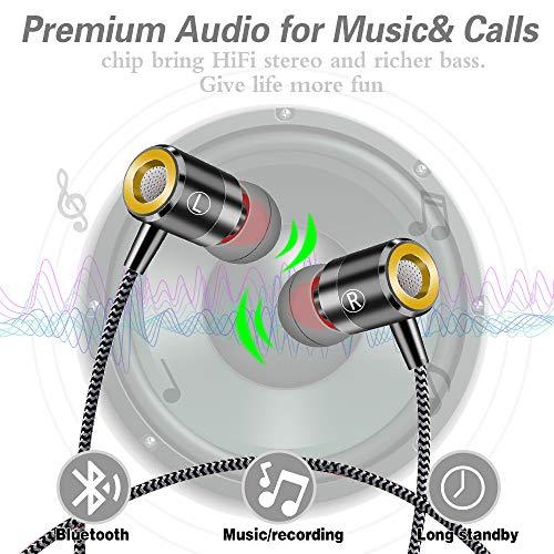 Zoom IMG-3 in ear auricolari con microfono