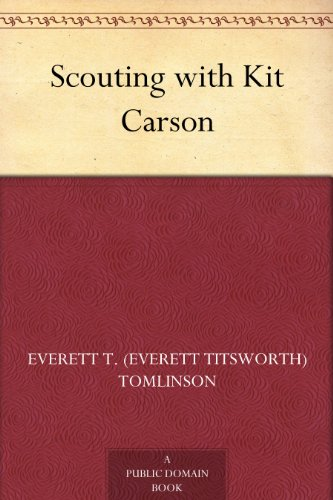 Scouting with Kit Carson (English (Kit Pd)