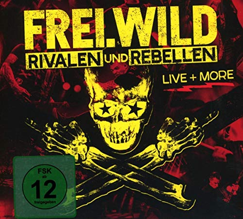 Rivalen und Rebellen Live & More (LTD. Edition 2CD+DVD Digipak)
