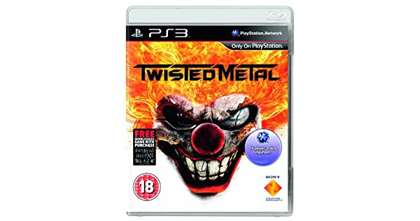 Twisted Metal X (PS3): Amazon co uk: PC & Video Games