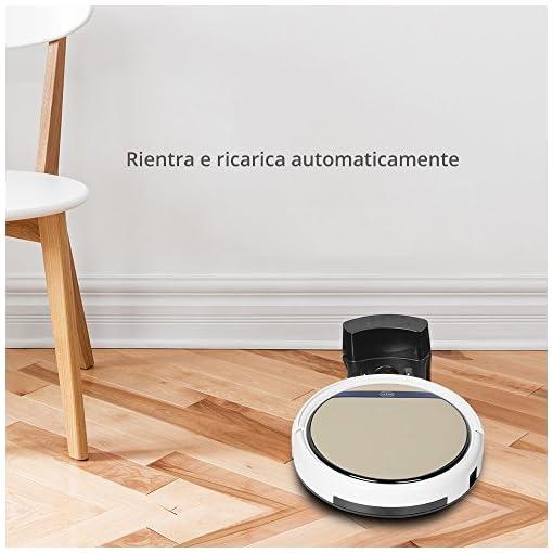NUOVO 2 EN 1 ILIFE V5s PRO Aspirapolvere Robot Serbatoio d'Acqua Lavapavimenti