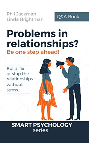 Book cover image for Problems in Relationships? Be one step ahead! Get relationship advice for women, help book with communication skills.: Relationship book for