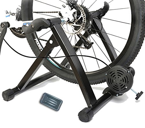 Magnetic 5 Varies Resistances Turbo Trainer Stand for Indoor Bicycle