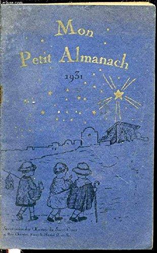 MON PETIT ALMANACH 1931. par COLLECTIF