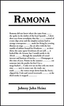 Ramona by [Heinz, Johnny John]
